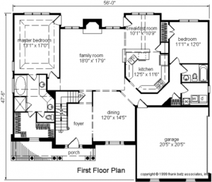 Hanley Hall Floor Plan_1st floor
