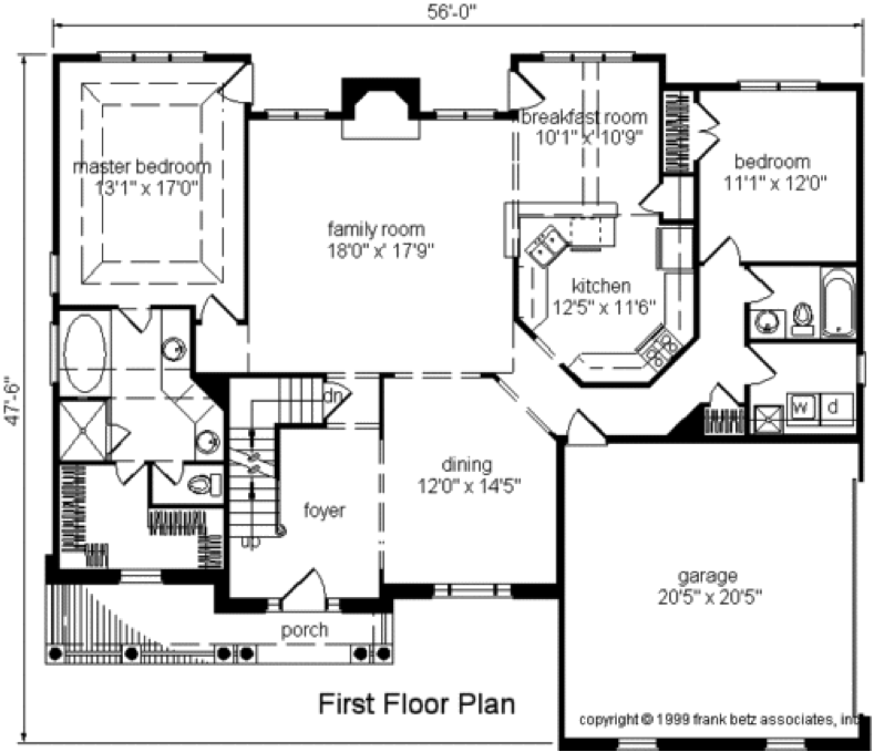 Most popular floor plans for Most popular house plans 2015