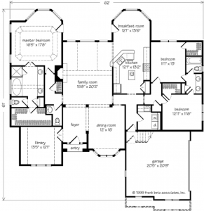 Sanderson Place Floor Plan